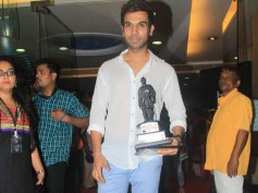 Rajkummar Rao Receives Dadasaheb Phalke Award