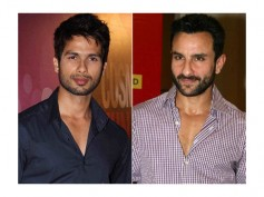Confirmed: Shahid Kapoor-Saif Ali Khan In Vishal Bhardwaj's Next