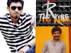 Vinay Rajkumar's Next With Jogi Prem  Titled 'R The King'
