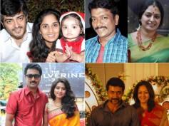 10 Tamil Heroes Who Married Their Heroines!