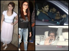 Pics: Amitabh Bachchan & Celebs At OK Kanmani Screening