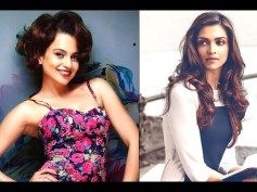 Kangana Ranaut's Blunt Reply To Deepika Padukone's Praising Words