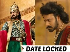 Rajamouli Announces Key Dates Of Baahubali