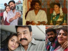 Mohanlal-Suchitra Wedding Anniversary Special