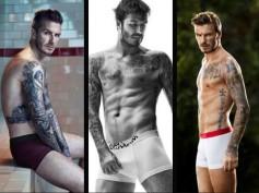 David Beckham's Birthday: His Oh-So-Hot Underwear Ads