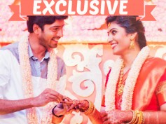NOT TO MISS: Unseen Pictures Of Allari Naresh And Virupa Engagement