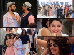 Dil Dhadakne Do Music Brunch Pics: Ranveer-Farhan's Dance Off
