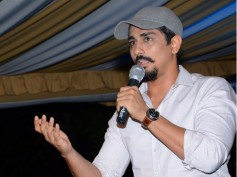 Siddharth's Sensational Comments On Journalists