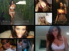 [PHOTOS] Kim Kardashian's Selfies From 'Selfish' Book