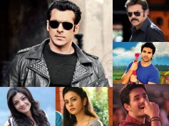 CHECK OUT: Tollywood Celebrities With Salman Khan
