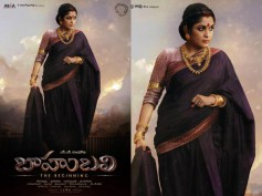 Ramya Krishna's Regal Look As Sivagami From Baahubali
