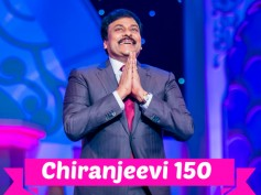 Charmi Hints About Chiranjeevi 150's Director