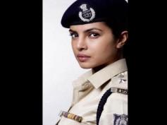 Revealed: Priyanka Chopra's Look As IPS Officer In Gangaajal 2