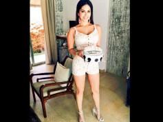 Pics: Sunny Leone's Birthday Celebration With Lots Of Surprises