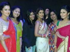 Divyanka Tripathi, Karan Patel's Wife Ankita On Nach Baliye 7 Sets [PHOTOS]