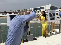 Cannes 2015: Mallika Sherawat's First Look Revealed