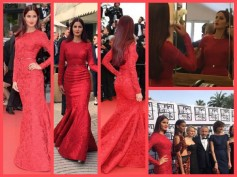 Cannes 2015 Live: Katrina Kaif Looks Smoking Hot On Red Carpet