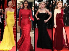 Cannes 2015 Day 2 Red Carpet: Charlize Theron, Katrina Kaif, Julianne Moore & More...
