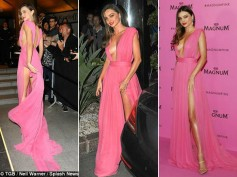 Cannes 2015: Miranda Kerr Suffers Wardrobe Malfunction, Shows Derriere