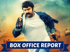 BOX OFFICE: Balakrishna's Lion First Day Collections