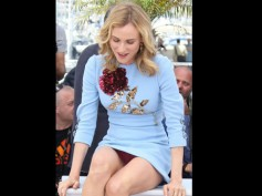 Cannes 2015: Diane Kruger Suffers Wardrobe Malfunction During Photo Call