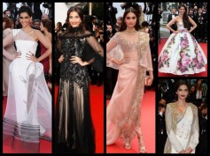 Cannes 2015: Sonam Kapoor's 5 Years At Cannes (Pics)