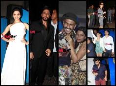 Deepika Padukone Hosts Piku Success Bash: Shahrukh, Ranveer & Celebs Attend