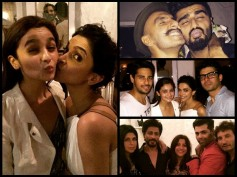 Inside Pics Deepika Padukone's Bash: Bollywood Celebs Party Hard