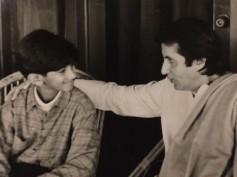 When Dulquer Salmaan Met Amitabh Bachchan!