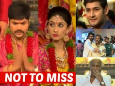 Celebrities At Manchu Manoj-Pranathi Reddy Marriage