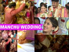 NOT TO MISS: Happy Moments From Manchu Manoj Pranathi Reddy Wedding