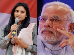 Sandalwood Actress Ramya's Challenge To PM Modi!