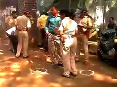Firing At Film City When Amitabh Bachchan Was Shooting
