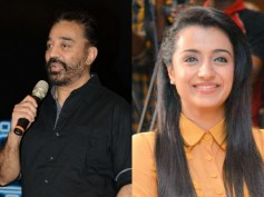 Kamal Haasan's Funny Statements On Trisha Evokes Laughter