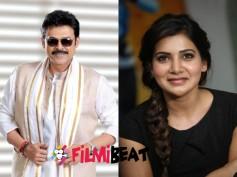 Venkatesh And Samantha To Star In Piku Remake?