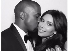 Kanye West Wishes Kim Belated Anniversary And Kills It With A Romantic Tweet!
