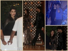 Inside Pics: Aishwarya Rai-Abhishek Bachchan At Mumbai Indians Success Bash
