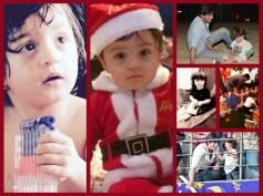 Shahrukh's Son AbRam Birthday Spl: 15 Unseen Adorable Pics
