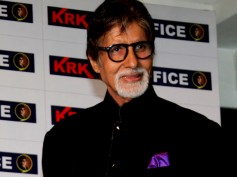 Big B Shares Throwback Father-Son Moment