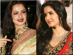 What! Rekha Quits Fitoor As Katrina Kaif Is Too Beautiful