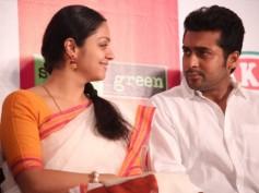 Jyothika Is A Better Performer Than Suriya: Suriya's Mom!