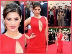 Nargis Fakhri Looks Stunning At Hollywood Premiere Of Spy In London