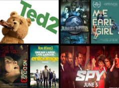 Anticipated Hollywood Movies Releasing This June: Jurassic World, Ted 2, Minions, Insidious 3