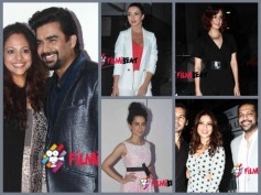 Pics: Kangana, Bipasha & Celebs At Madhavan's Birthday Bash