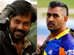 Puli Cameraman Natty Praises Mahendra Singh Dhoni!