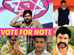 #CashForVote : Tollywood Stars And Their Political Stands