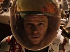 'The Martian' Trailer Starring Matt Damon Is Gripping!