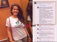 VULGAR COMMENTS: 'Kanna Laddu Thinna Aasaiya' Actress Vishakha Singh Victimized