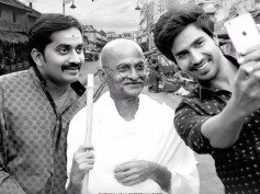 Selfie With Mahatma Gandhi: Indru Netru Naalai Promises To Be A Good Sci-Fi Entertainer!
