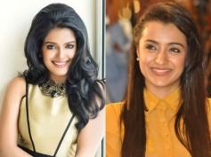 Trisha Sings Praises To Vishakha Singh For That Bold Reply